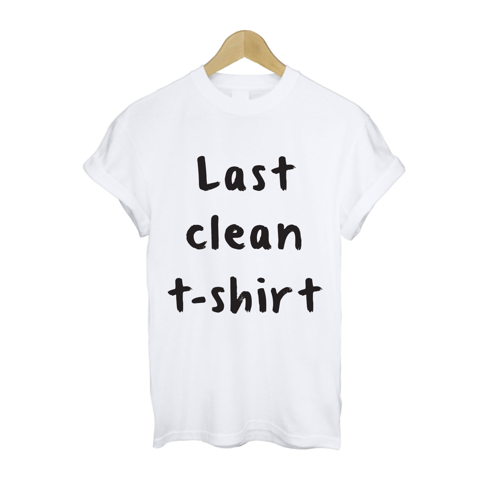 Last Clean T Shirt £11   Free UK Delivery - #TeeIsland