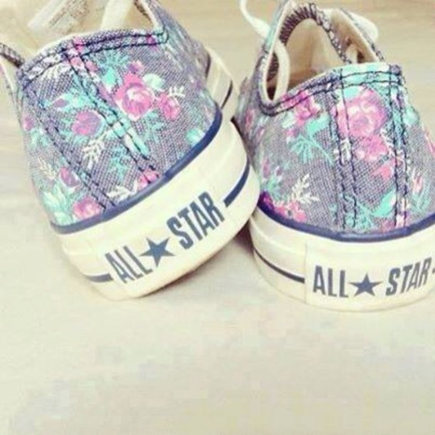 shoes converse converse pink rosa pink white grey lovely