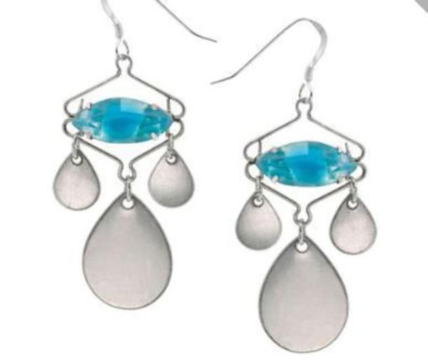 jewels alex and ani earrings stone teardrop earrings