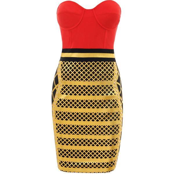 dress red dress gold formal black dress