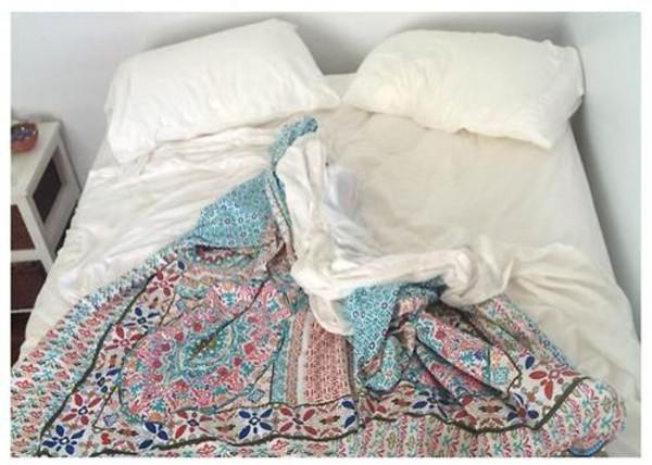 scarf bedding gypsy bedding
