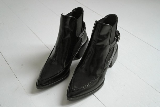 shoes zara shoes pointy boots