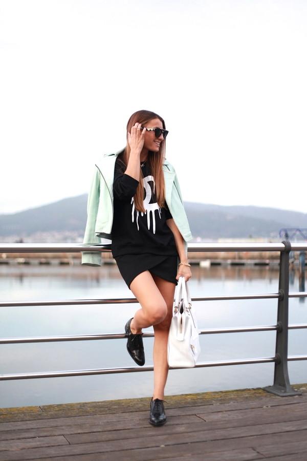 b a r t a b a c skirt jacket sweater t-shirt shoes bag jewels sunglasses