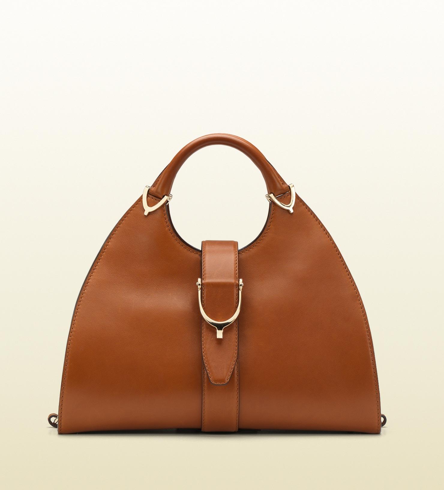Gucci - stirrup top handle bag 277514ANK0G2519
