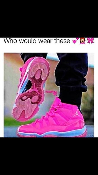 shoes pink jordans pink jordans women's