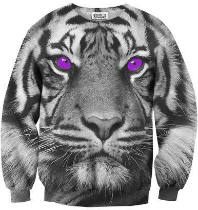 Tigress - Scruffy swanks