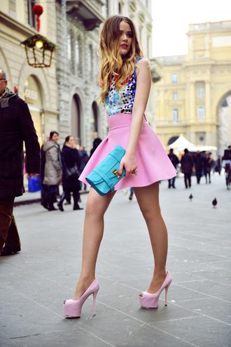 kayture shirt dress skirt shoes bag