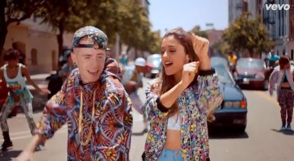 jacket cool print jacket cool print cool print sweater cool print hoodie baby i fashion style ariana grande hat sweater multi color