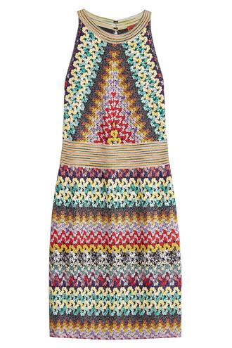dress knit crochet