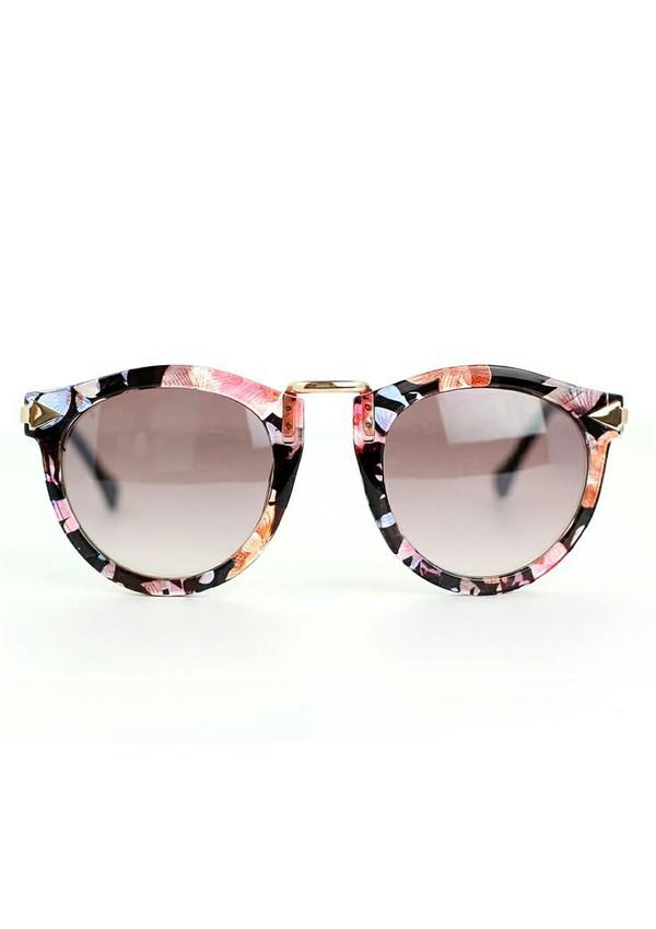 sunglasses floral metal black floral sunglasses floral design summer outfits