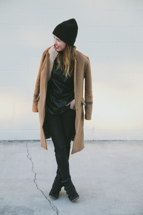 the day book shoes jeans shirt coat hat