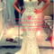 Women sexy dress 2014 white sweetheart floor length beaded sequined mermaid prom dresses with train vestidos de fiesta-in prom dresses from apparel & accessories on aliexpress.com