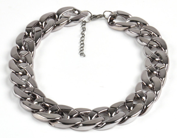 2014 Fashion 3 Colors Thick Chain Hot Star Choker Chunky Charm Necklace Hot New   eBay