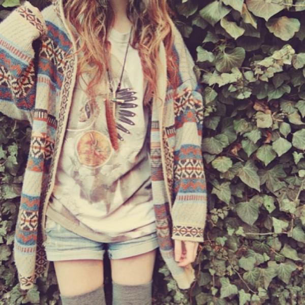 sweater shirt jewels