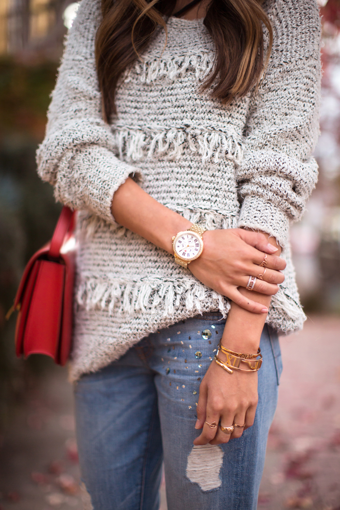 Gold All in My Watch | Song of Style