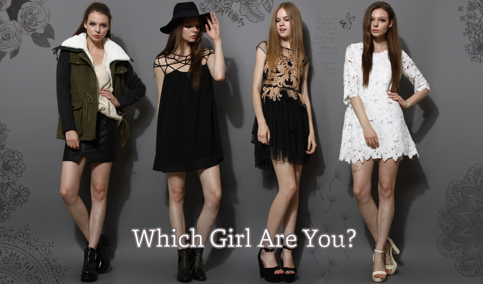 Chicwish Indie Design in Onepiece Dresses, Top Clothings, Outers and  Bottoms - Retro, Indie and Unique Fashion