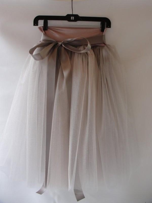 skirt dusty pink etsy