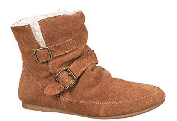 Cheap Brown Ankle Boots - Cr Boot