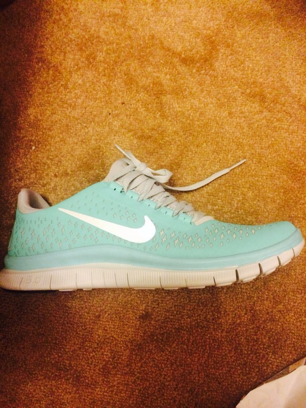 shoes tiffany blue nikes