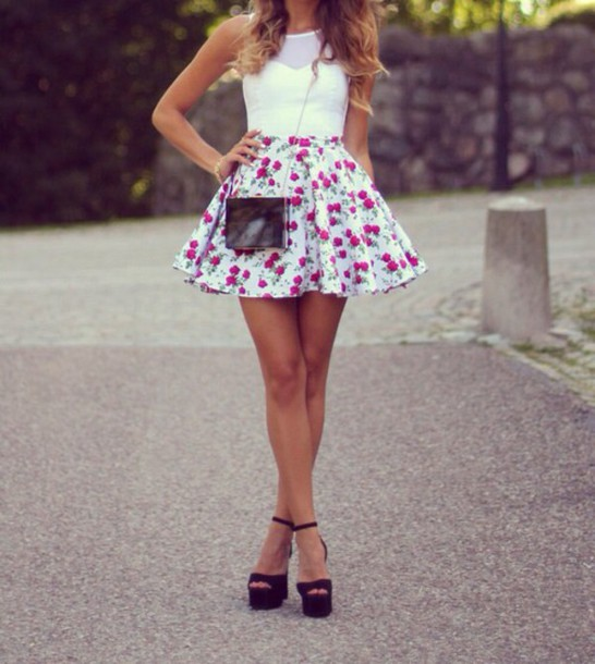 skirt liberty skirt shirt
