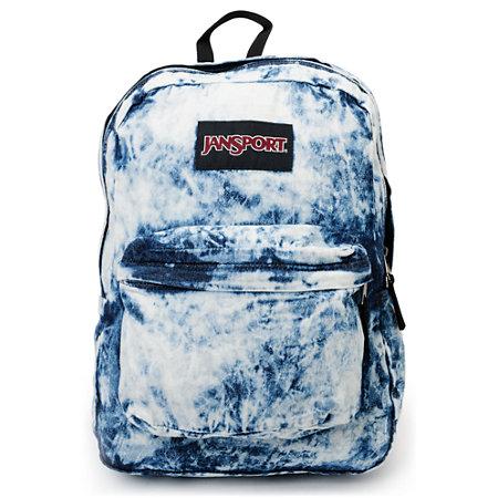 Jansport Denim Daze Acid Blue Backpack at Zumiez : PDP