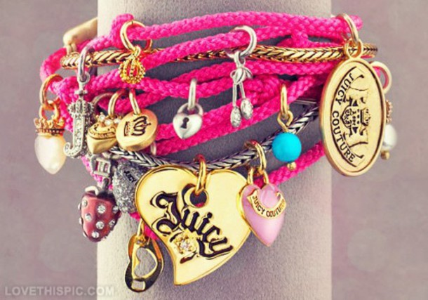 hair accessory juicy couture