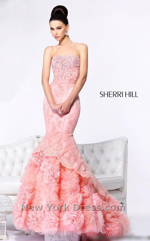 Sherri Hill 21014 Dress - NewYorkDress.com