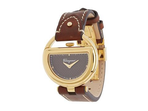 Salvatore Ferragamo Buckle FG5060014 Gold - Zappos Couture
