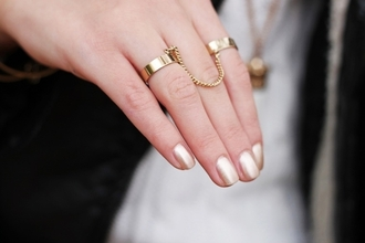 jewels ring double ring