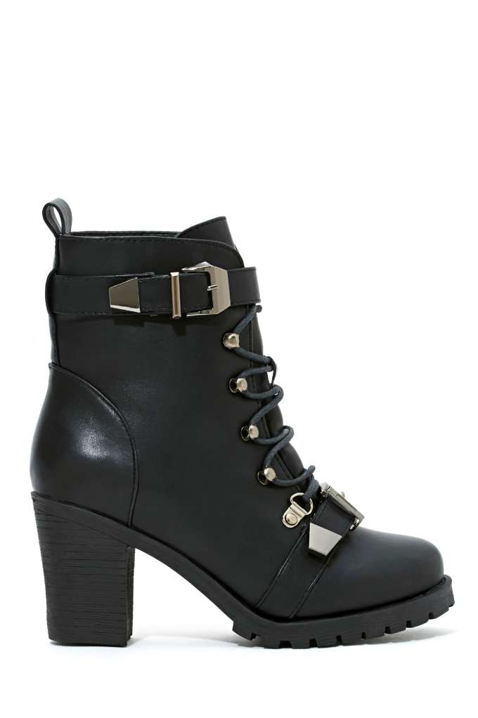 Shoe Cult Stomping Ground Boot | Shop Boots at Nasty Gal