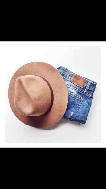 hat jeans