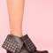 Studly combat boot in  shoes at nasty gal