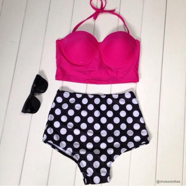 swimwear swimwear cheap swimwear beachwear bikini vintage high waisted bikini