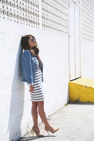 seams for a desire blogger jacket t-shirt skirt shoes bag sunglasses