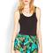 Tropical goddess dolphin shorts | forever21 - 2000088813