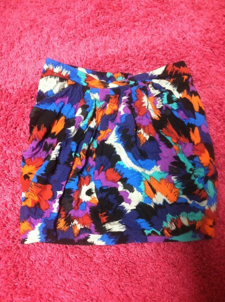 Floral Skirt | eBay