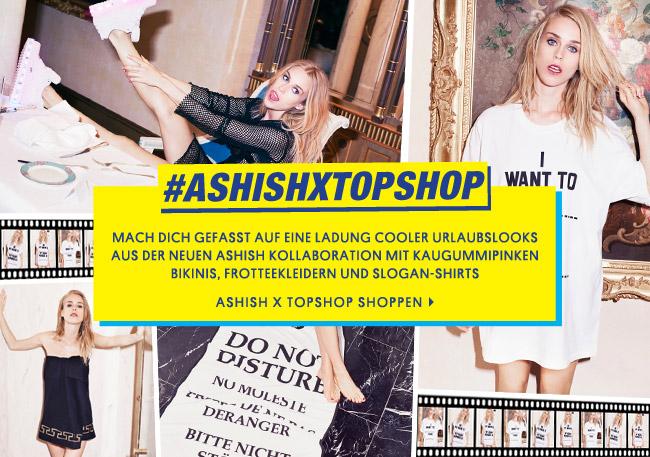 Topshop deutschsprachig - Mode
