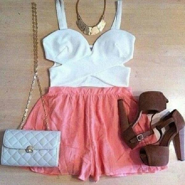 blouse top cutout top white top