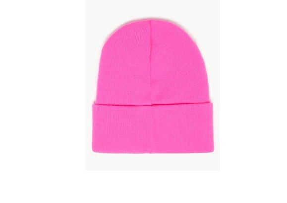 Outcast Fluoro Beanie Hat - BANK Fashion