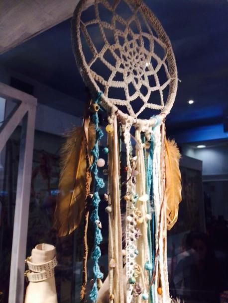 jewels dream catcher sleep bedroom artesanal dreams dreamcatcher
