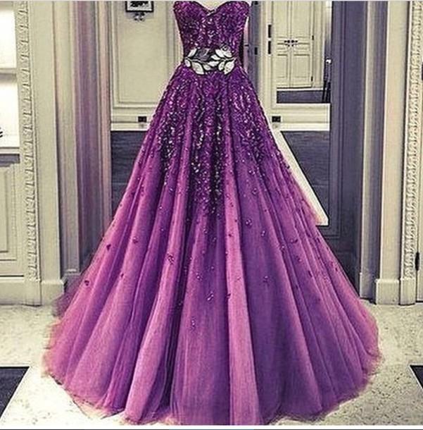 dress purple dress fancy posh prom dress prom dress purple