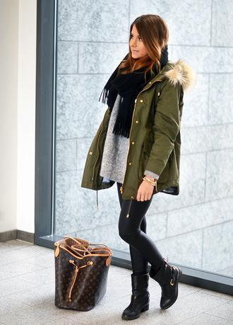 shoes bag sweater pants coat mariannan
