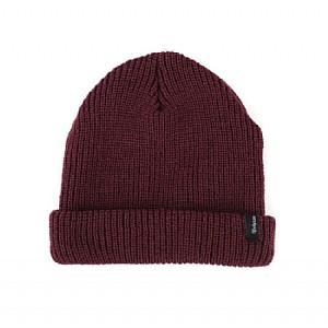 Brixton Hats Heist Beanie Hat - Burgundy from Village Hats