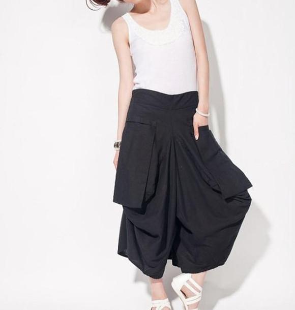 pants linen pants