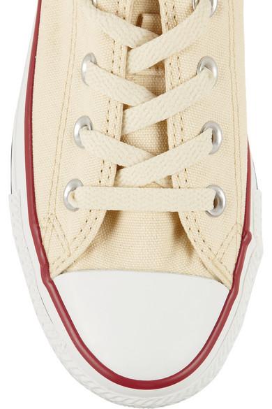 Converse|Chuck Taylor All Star canvas sneakers|NET-A-PORTER.COM