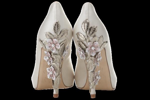 Sakura Ivory | Harriet Wilde Wedding Shoes