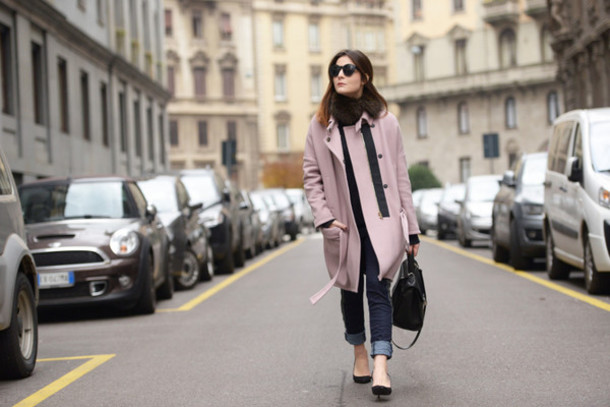 onto my wardrobe blogger jeans bag sunglasses pink coat coat sweater shoes t-shirt