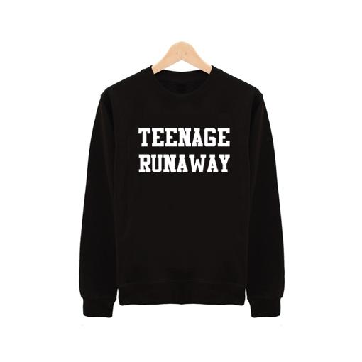 Teenage Runaway Sweater £16   Free UK Delivery   10% OFF