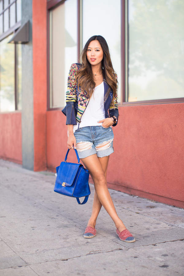 song of style jewels shorts jacket dress t-shirt shoes