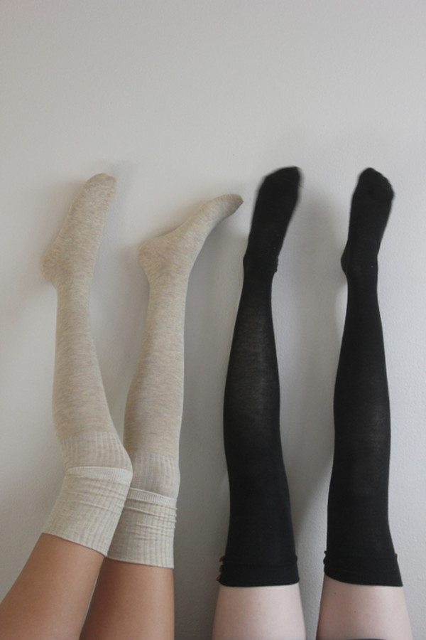 underwear grey white winter outfits christmas cute hipster hippie indie socks grey socks gray socks blac socks black socks black